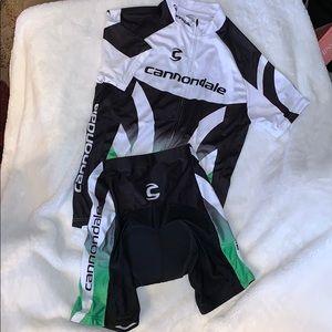 Men's Bike Shirt/Short Set Bundle